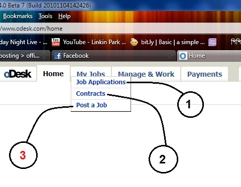 Odesk Profile Create Part: 2